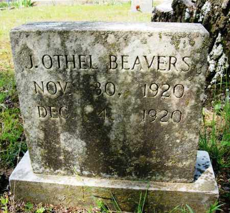 BEAVERS, J. OTHEL - Conway County, Arkansas | J. OTHEL BEAVERS - Arkansas Gravestone Photos