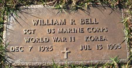 BELL  (VETERAN 2 WARS), WILLIAM R - Conway County, Arkansas | WILLIAM R BELL  (VETERAN 2 WARS) - Arkansas Gravestone Photos