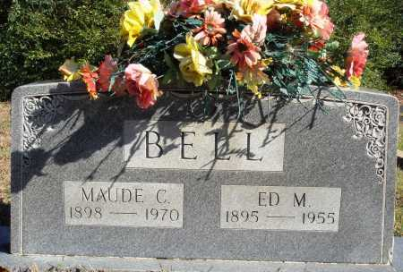 BELL, ED M. - Conway County, Arkansas | ED M. BELL - Arkansas Gravestone Photos