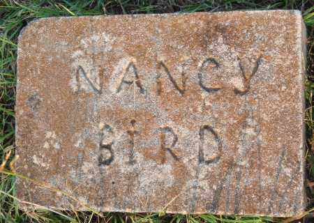 BIRD, NANCY - Conway County, Arkansas | NANCY BIRD - Arkansas Gravestone Photos
