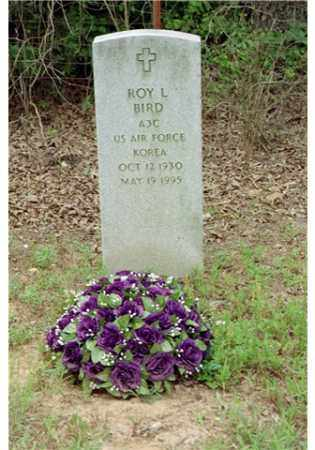BIRD  (VETERAN KOR), ROY L - Conway County, Arkansas | ROY L BIRD  (VETERAN KOR) - Arkansas Gravestone Photos