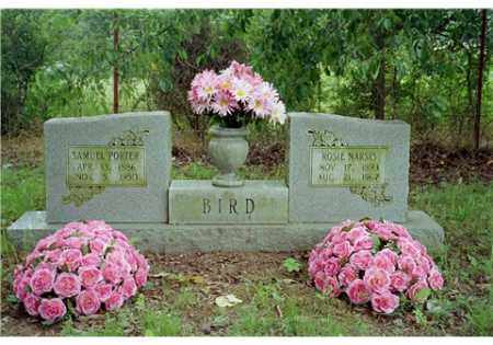 GORDON BIRD, ROSA NARSIS - Conway County, Arkansas | ROSA NARSIS GORDON BIRD - Arkansas Gravestone Photos
