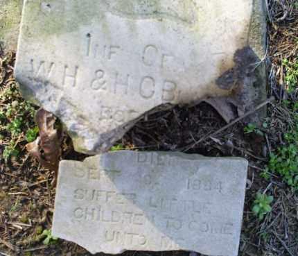 BLACK, INFANT - Conway County, Arkansas   INFANT BLACK - Arkansas Gravestone Photos
