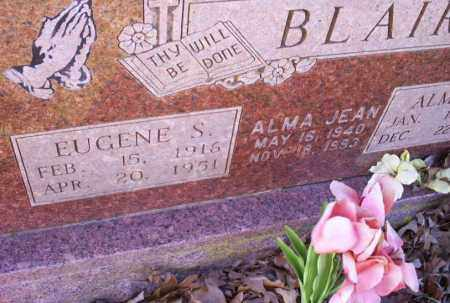 BLAIR, ALMA JEAN - Conway County, Arkansas | ALMA JEAN BLAIR - Arkansas Gravestone Photos