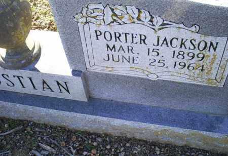 BOSTIAN, PORTER JACKSON - Conway County, Arkansas | PORTER JACKSON BOSTIAN - Arkansas Gravestone Photos