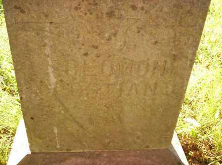 BOSTIAN, SOLOMON - Conway County, Arkansas | SOLOMON BOSTIAN - Arkansas Gravestone Photos