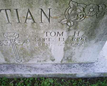 BOSTIAN, TOM H. - Conway County, Arkansas | TOM H. BOSTIAN - Arkansas Gravestone Photos