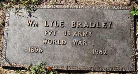 BRADLEY  (VETERAN WWI), WILLIAM LYLE - Conway County, Arkansas | WILLIAM LYLE BRADLEY  (VETERAN WWI) - Arkansas Gravestone Photos