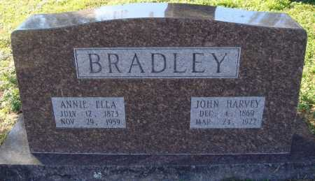 BRADLEY, JOHN HARVEY - Conway County, Arkansas | JOHN HARVEY BRADLEY - Arkansas Gravestone Photos