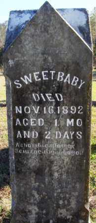 BRADLEY, BABY - Conway County, Arkansas | BABY BRADLEY - Arkansas Gravestone Photos