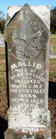 BRADLEY, MOLLIE - Conway County, Arkansas | MOLLIE BRADLEY - Arkansas Gravestone Photos