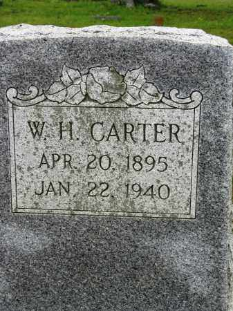 CARTER, W H - Conway County, Arkansas | W H CARTER - Arkansas Gravestone Photos