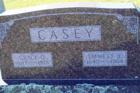 CASEY, GRACE O. - Conway County, Arkansas | GRACE O. CASEY - Arkansas Gravestone Photos