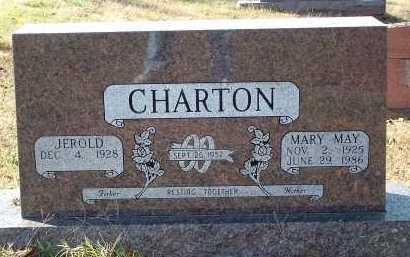CHARTON, JEROLD - Conway County, Arkansas | JEROLD CHARTON - Arkansas Gravestone Photos