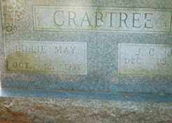 CRABTREE, JAMES - Conway County, Arkansas | JAMES CRABTREE - Arkansas Gravestone Photos