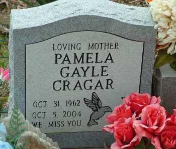 CRAGAR, PAMELA GAYLE - Conway County, Arkansas | PAMELA GAYLE CRAGAR - Arkansas Gravestone Photos