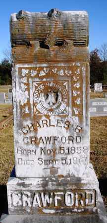 CRAWFORD, CHARLES B. - Conway County, Arkansas | CHARLES B. CRAWFORD - Arkansas Gravestone Photos