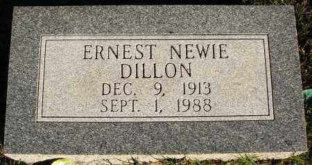 DILLON, ERNEST NEWIE - Conway County, Arkansas | ERNEST NEWIE DILLON - Arkansas Gravestone Photos