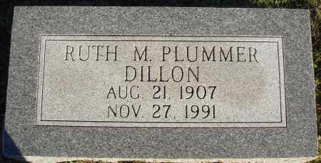 DILLON, RUTH M. - Conway County, Arkansas | RUTH M. DILLON - Arkansas Gravestone Photos