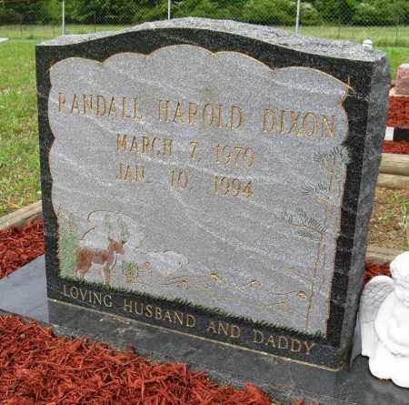 DIXON, RANDALL HAROLD - Conway County, Arkansas | RANDALL HAROLD DIXON - Arkansas Gravestone Photos