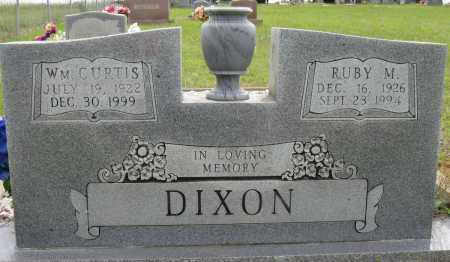 DIXON, WILLIAM CURTIS - Conway County, Arkansas | WILLIAM CURTIS DIXON - Arkansas Gravestone Photos