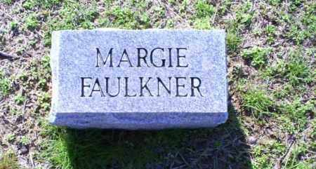 FAULKNER, MARGIE - Conway County, Arkansas | MARGIE FAULKNER - Arkansas Gravestone Photos