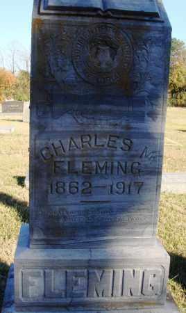 FLEMING, CHARLES M. - Conway County, Arkansas | CHARLES M. FLEMING - Arkansas Gravestone Photos