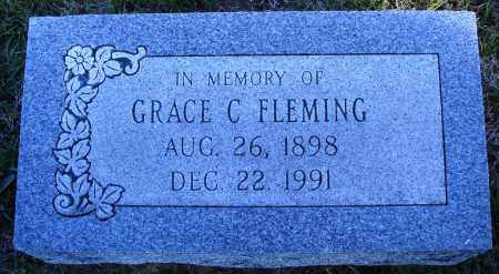 FLEMING, GRACE C. - Conway County, Arkansas | GRACE C. FLEMING - Arkansas Gravestone Photos