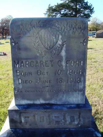 FORD, MARGARET C. - Conway County, Arkansas | MARGARET C. FORD - Arkansas Gravestone Photos