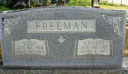 FREEMAN, LULA - Conway County, Arkansas | LULA FREEMAN - Arkansas Gravestone Photos