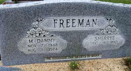 FREEMAN, M. DANNY - Conway County, Arkansas | M. DANNY FREEMAN - Arkansas Gravestone Photos