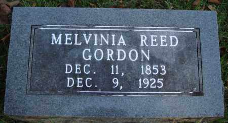 REED GORDON, MELVINIA - Conway County, Arkansas | MELVINIA REED GORDON - Arkansas Gravestone Photos
