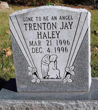 HALEY, TRENTON JAY - Conway County, Arkansas   TRENTON JAY HALEY - Arkansas Gravestone Photos