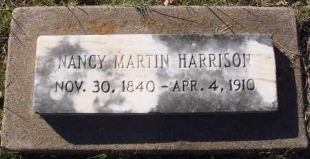 HARRISON, NANCY - Conway County, Arkansas | NANCY HARRISON - Arkansas Gravestone Photos