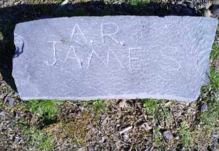 JAMES, A. R. - Conway County, Arkansas | A. R. JAMES - Arkansas Gravestone Photos