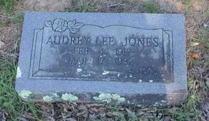 JONES, AUDREY LEE - Conway County, Arkansas | AUDREY LEE JONES - Arkansas Gravestone Photos