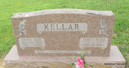 KELLAR, JAMES NOEL - Conway County, Arkansas | JAMES NOEL KELLAR - Arkansas Gravestone Photos