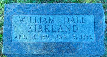 KIRKLAND, WILLIAM DALE - Conway County, Arkansas | WILLIAM DALE KIRKLAND - Arkansas Gravestone Photos