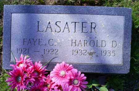 LASATER, FAY C. - Conway County, Arkansas | FAY C. LASATER - Arkansas Gravestone Photos