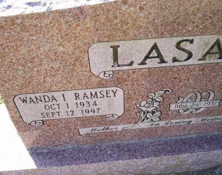 LASATER, WANDA I. - Conway County, Arkansas | WANDA I. LASATER - Arkansas Gravestone Photos