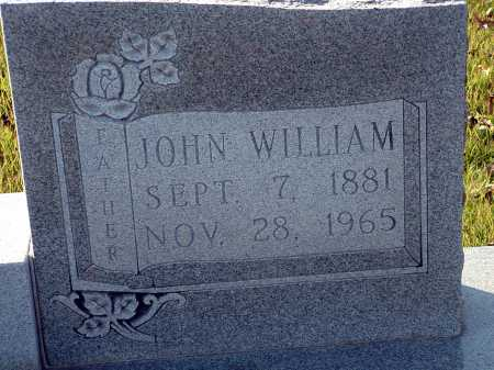 MAHAN, JOHN WILLIAM - Conway County, Arkansas | JOHN WILLIAM MAHAN - Arkansas Gravestone Photos