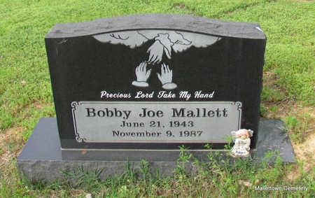 MALLETT, BOBBY JOE - Conway County, Arkansas | BOBBY JOE MALLETT - Arkansas Gravestone Photos