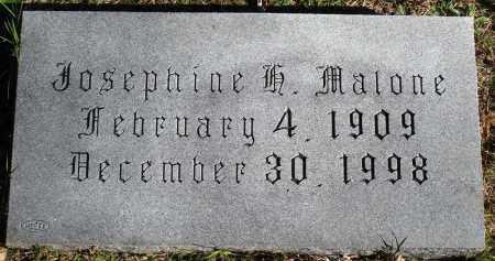 MALONE, JOSEPHINE - Conway County, Arkansas | JOSEPHINE MALONE - Arkansas Gravestone Photos