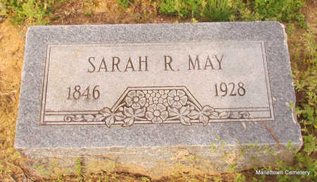 MAY, SARAH - Conway County, Arkansas | SARAH MAY - Arkansas Gravestone Photos
