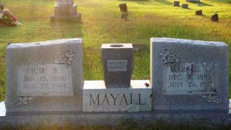 MAYALL, MARCUS L. - Conway County, Arkansas | MARCUS L. MAYALL - Arkansas Gravestone Photos