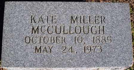 MCCULLOUGH, KATE - Conway County, Arkansas | KATE MCCULLOUGH - Arkansas Gravestone Photos