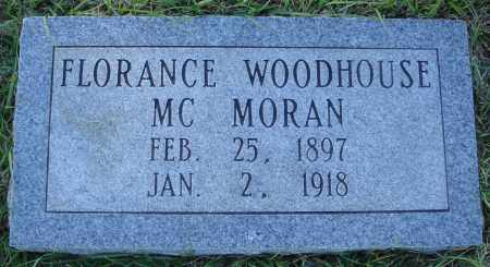 WOODHOUSE MCMORAN, FLORANCE - Conway County, Arkansas | FLORANCE WOODHOUSE MCMORAN - Arkansas Gravestone Photos