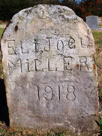 MILLER, ELI JOEL - Conway County, Arkansas | ELI JOEL MILLER - Arkansas Gravestone Photos