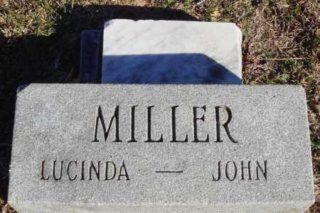 MILLER, LUCINDA - Conway County, Arkansas | LUCINDA MILLER - Arkansas Gravestone Photos