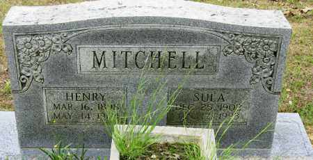 MITCHELL, SULA - Conway County, Arkansas | SULA MITCHELL - Arkansas Gravestone Photos